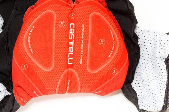 The Progetto X2 Air seat pad was one of the most comfortable pads