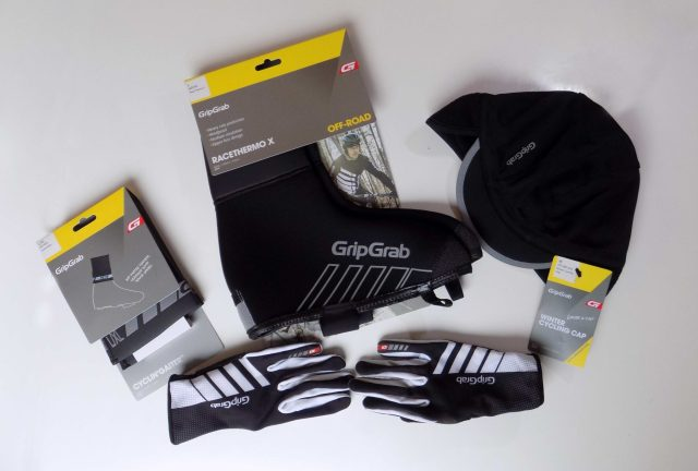 Off road offerings from GripGrab