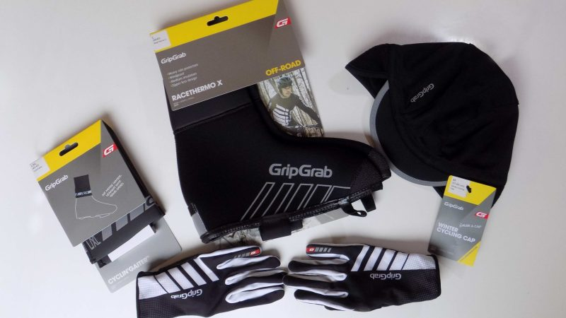 New GripGrab Winter Accessories