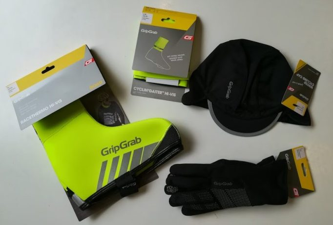 HiVis colours are also available, get yourself noticed on the road