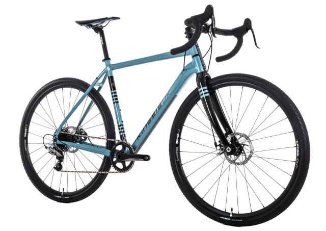 The Kinesis AT, the perfect bike for the Kinesis Gravelcross Series?