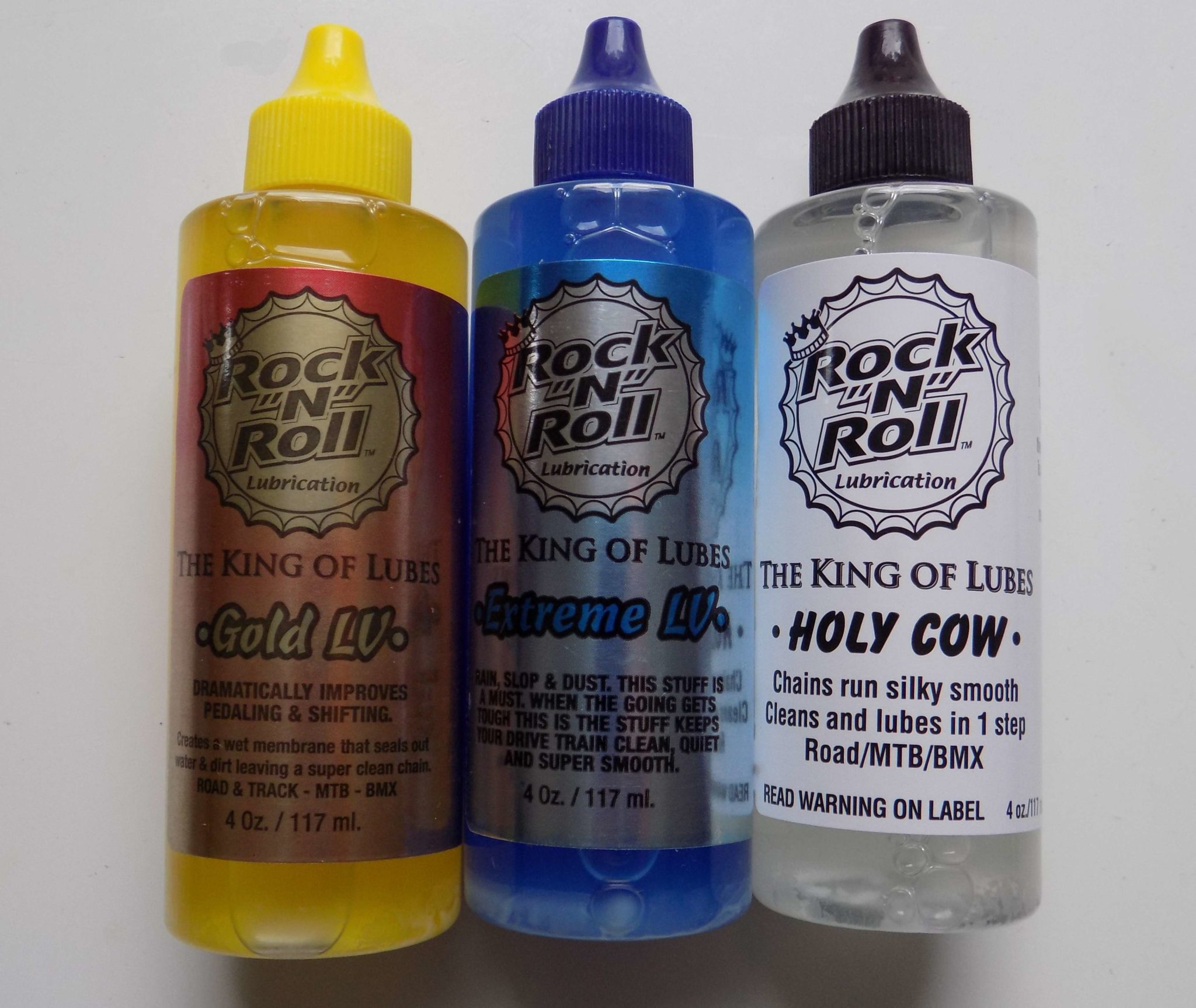 Preview – Rock N Roll Chain Lubes