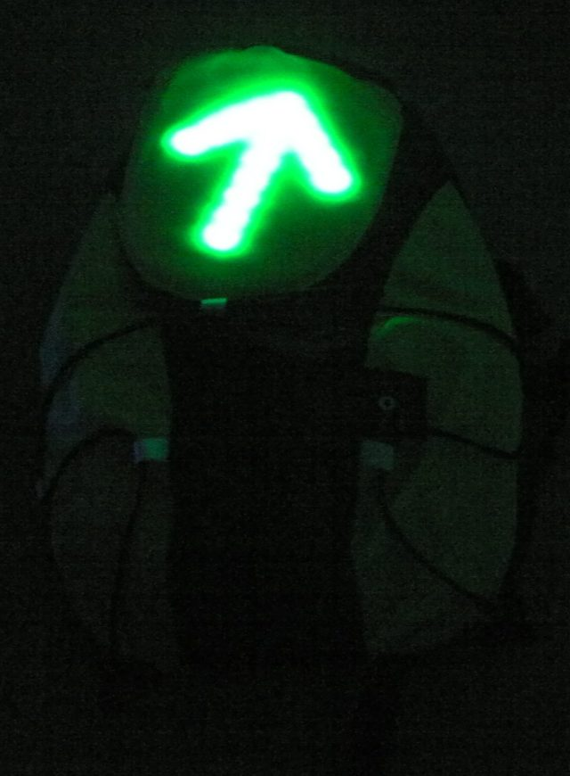 Fhoss Illuminated Rucksack