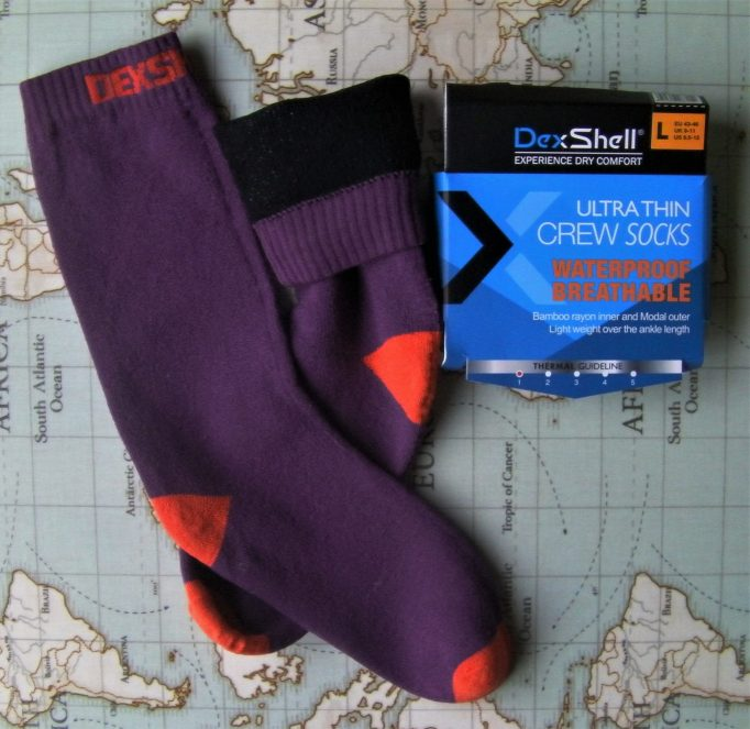 Dexshell Ultra Thin crew Socks