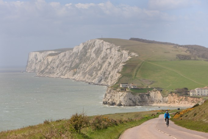 A quick trip to the Isle of Wight for a change of scenery