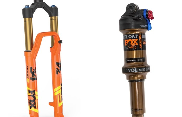 FOX 32SC Fork and Float DPS Damper