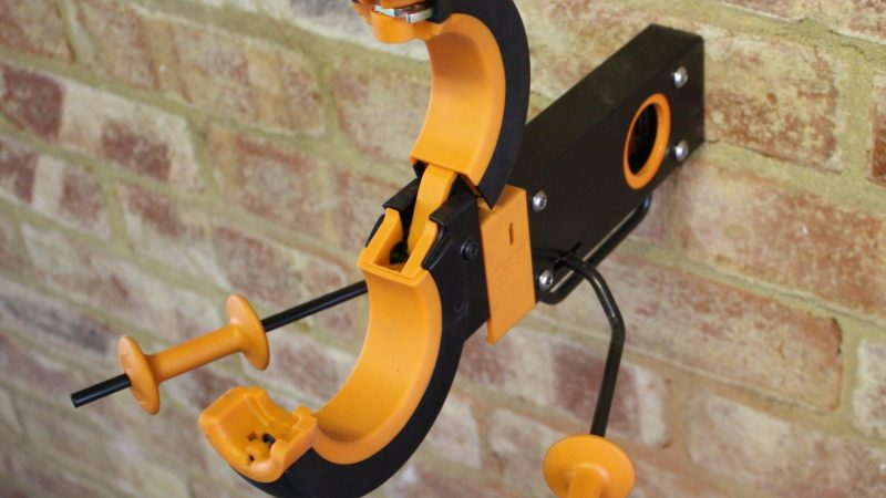 Hangman Secure Cycle Storage Review
