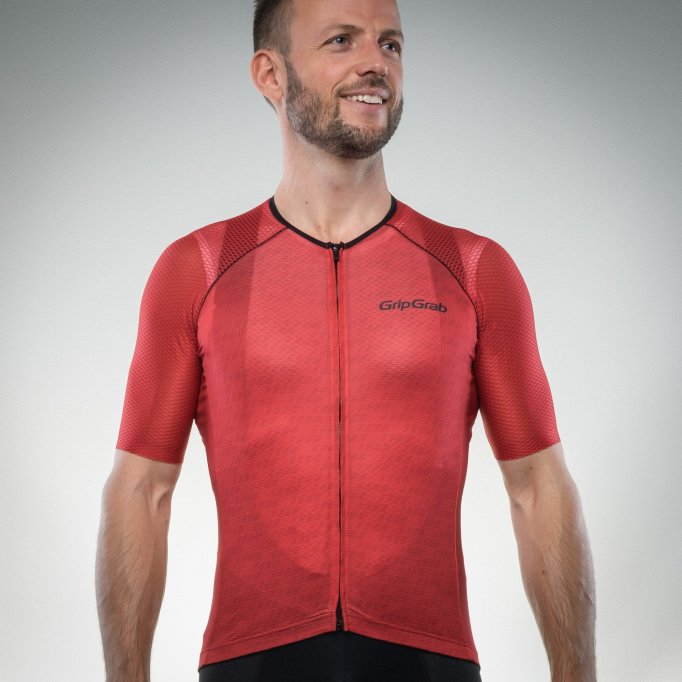 The Climbers Ultralight SS jersey will see you through those sunny climbs