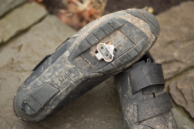 the soul of the Fizik Terra Powerstrap x4 gravel cycling shoe