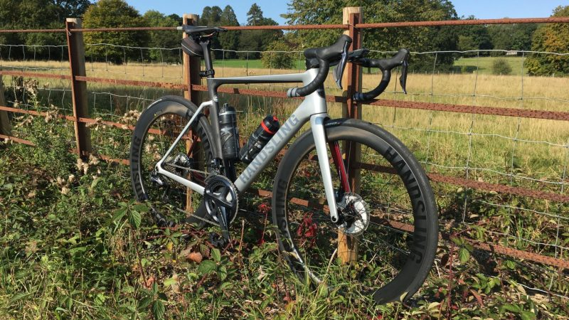 Handsling A1R0evo Ride Review