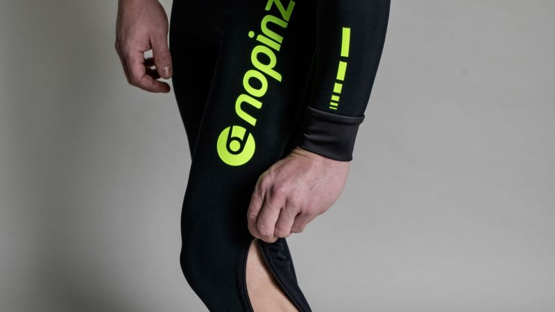 Nopinz Warm-Up Leggings. Keeping you warm on the start line.