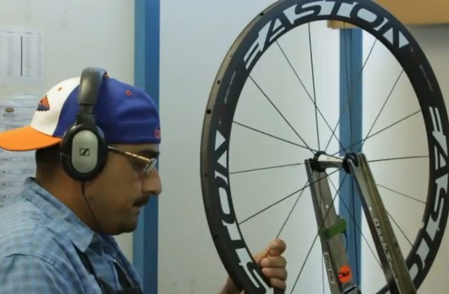 Easton Cycling's Birth of a Carbon Wheel