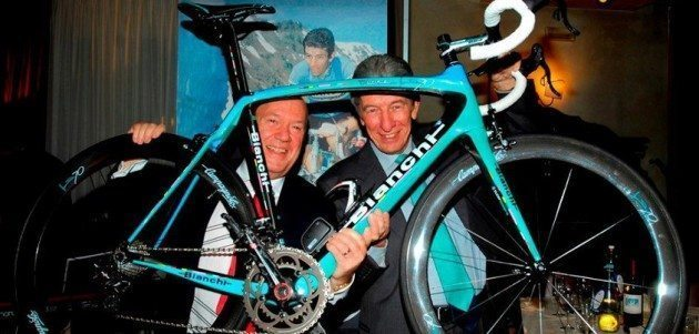 Bianchi Oltre XR special edition