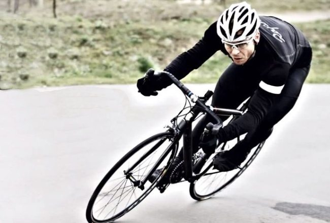 Winter Tips from Sir Chris Hoy
