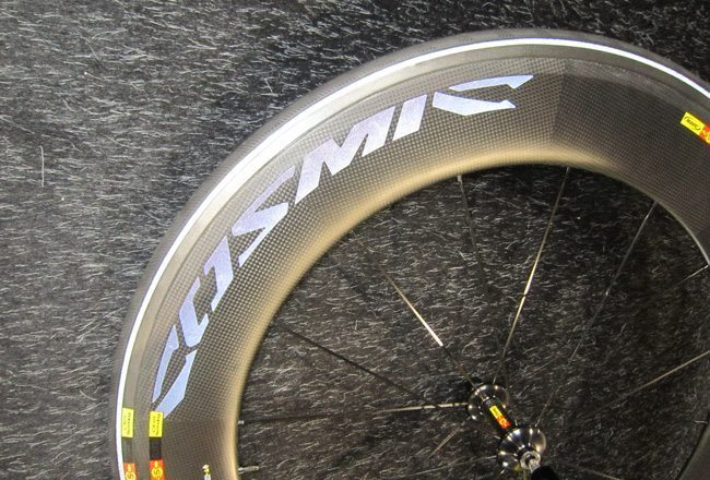 Mavic's CX01 blades disallowed