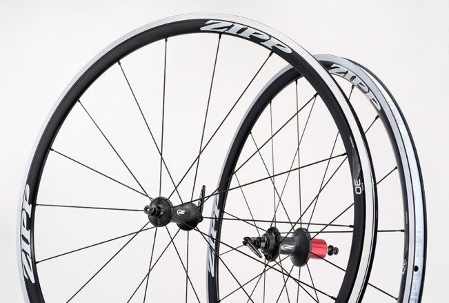 Zipp 30 and Zipp 60 wheels