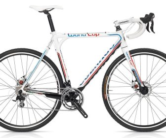 colnago world cup cyclo-cross bike