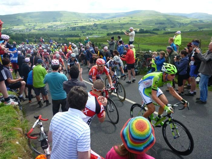 The Tour de France 2014