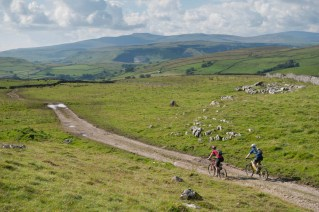 Mountain biking in Ribblesdale
