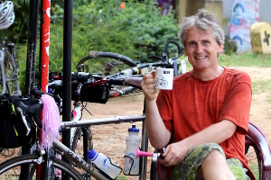 Neil Wheadon - Cycle Touring Festival