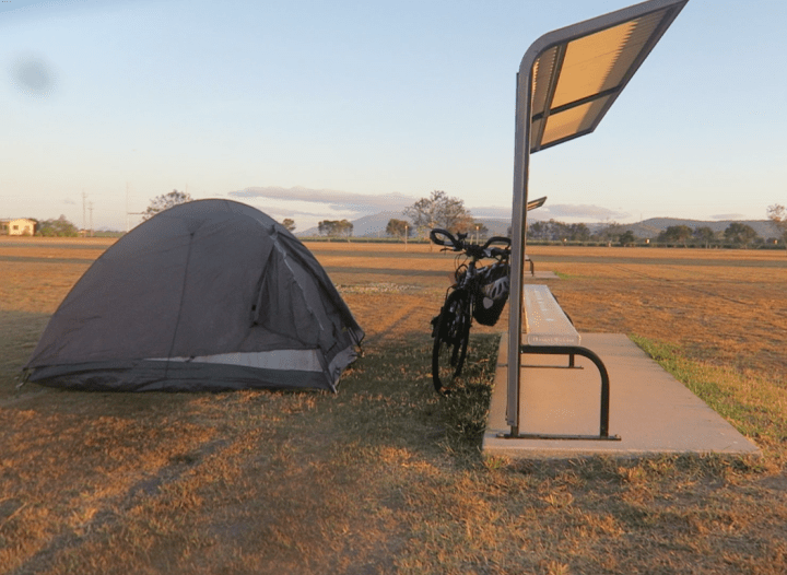 Cycle Camping For Beginners - Where to Camp on A Bicycle