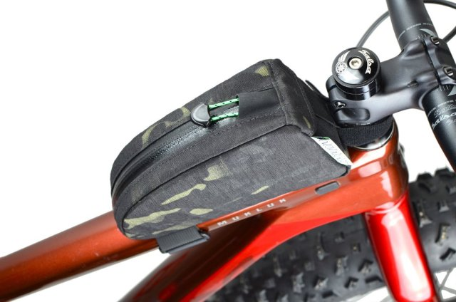 11 Best Top Tube Bags For Bikepacking Touring Cycle Travel Overload