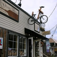 Cycling-Themed Eateries: Attracting Everyone Plus Cyclists Too