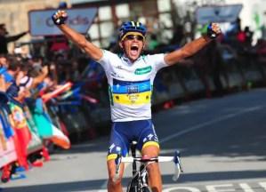 Alberto Contador wins Vuelta a España 2012 Stage 17