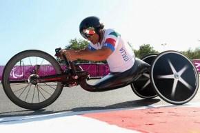 Alex Zanardi, Paralympics, London 2012