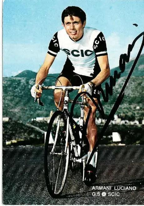 Luciano Armani, Passo Pordoi, 1970