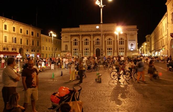 Piazza del Popolo, Pesaro