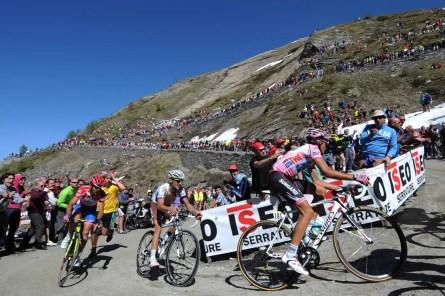 Giro d'Italia 2011 stage 20 - Sestriere cimb