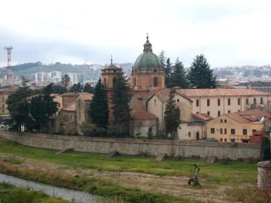 Cosenza Church of San Domenico