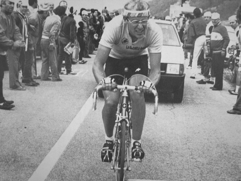 Laurent Fignon, Giro 1984