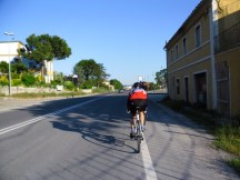 Cycling Tour in Italy, Pesaro