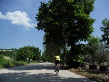 Cycling Tour in Italy, 3rd day