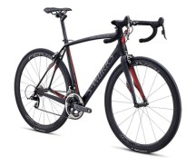 Specialized S-Works Roubaix 2013 SL4 SRAM Red Compact Satin/Charcoal/Red