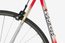 Colnago Master 2013 (30th Edition) seat tube and seat stays