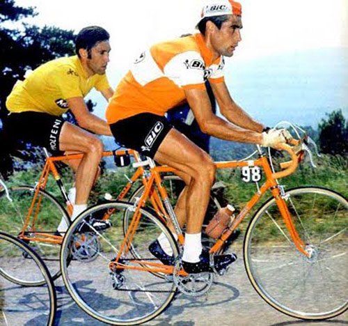 Ocaña vs Merckx, 1971 Tour de France