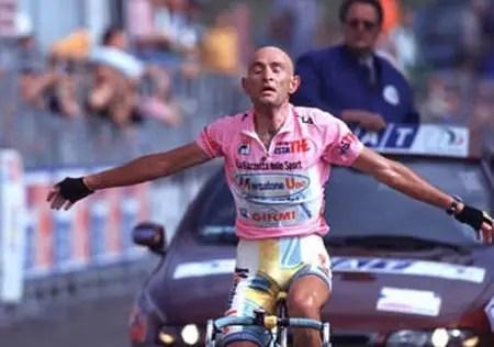 Marco Pantani at 1998 Giro