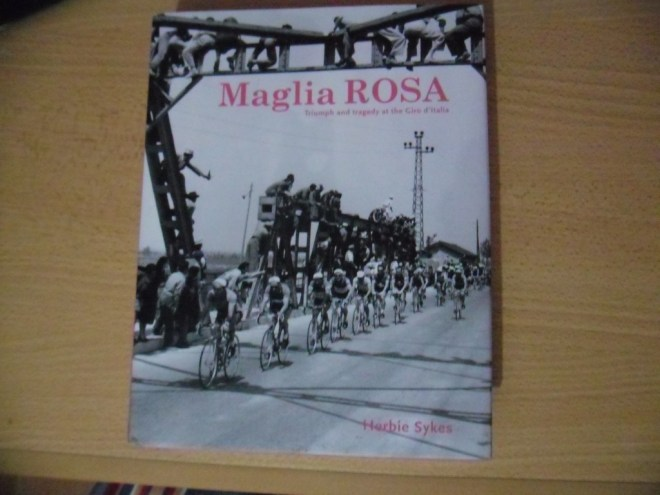 Maglia Rosa by Herbie Sykes