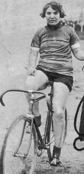 Alfonsina Strada, Giro d'Italia 1924