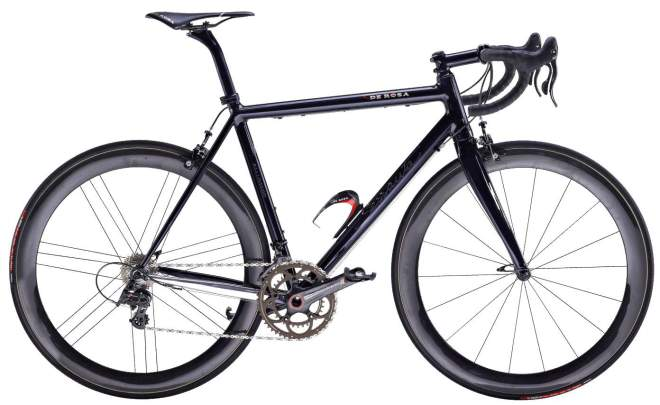 De Rosa 60th anniversary Black Label series: Aluminium
