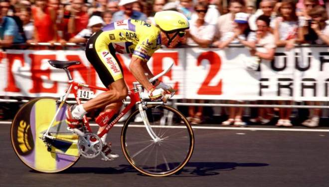 Greg LeMond's Bottecchia, 1989 Tour de France