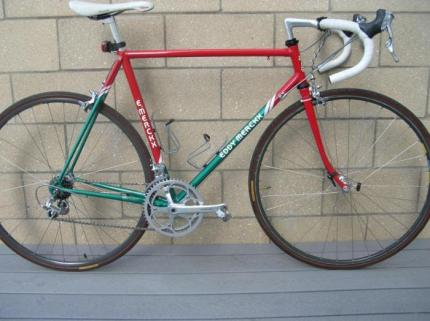 Tommy Matush's 7-Eleven Eddy Merckx bike