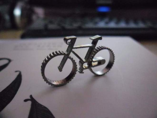 Micro bicycle