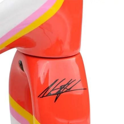 Specialized S-Works Tarmac 2014 Contador Frameset - Contador's sign on the fork