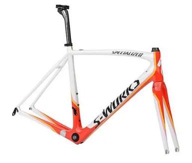 Specialized S-Works Tarmac 2014 Contador Frameset