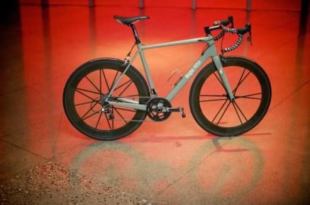Hampsten Cycles - Maglia Rosa: Il Carbonario