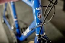 Hampsten Cycles - Maglia Rosa Superissimo - head tube